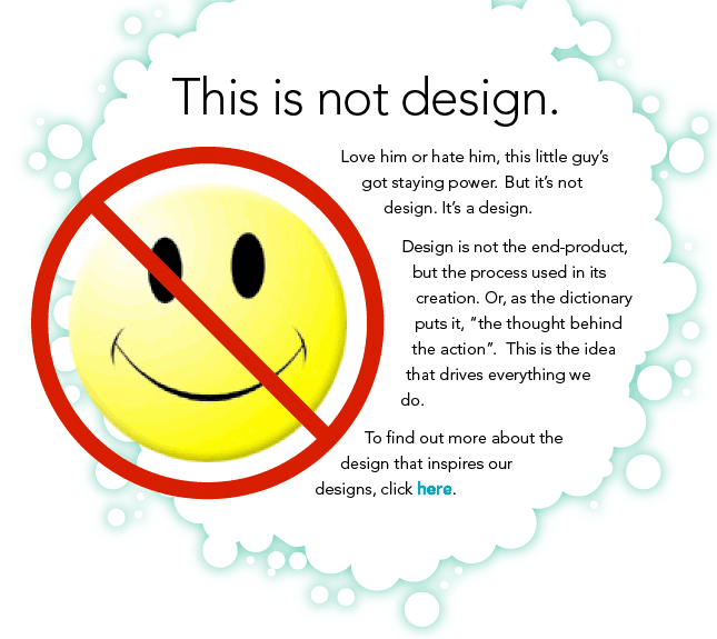This is not design